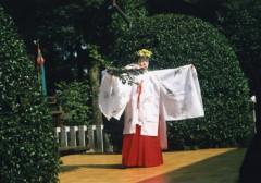 神楽 豊栄舞